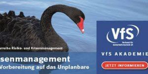 VfS-Seminar Krisenmanagement 2020