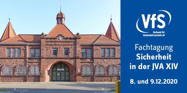 VfS Fachtagung JVA 8.-9.12.2020 in Nuernberg